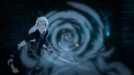 觀賞月昇。第 1 季第 3 集。